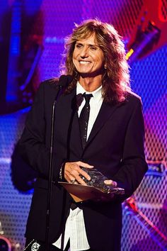 David Coverdale, Character