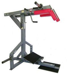 Squat Gym Equipment Machines - See more exercise machines at tonysfitness.com