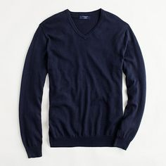 J.Crew Factory - Factory cotton-cashmere V-neck sweater
