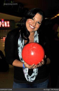 Sara Ramirez - K.I.S. Foundation Celebrity Bowling Challenge September 17, 2010