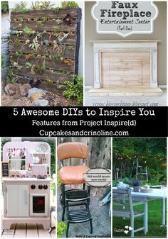 5 Awesome DIYs to Inspire You