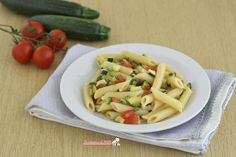 Pasta+fredda+con+la+zucchina