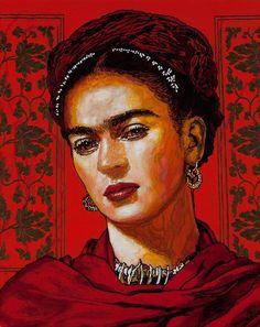 Frida I_24x30George Yepes