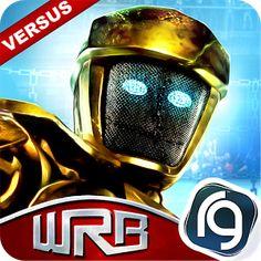 تحميل لعبة Real Steel World Robot Boxing 32.32.894 مهكرة للاندرويد