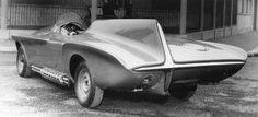 Plymouth XNR, a  concept car built in 1959 by Ghia and was presented in 1960.