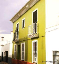 20 fotos e ideas para pintar la fachada de una casa la for Colores interiores de casa 2016