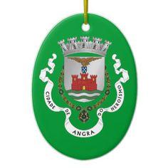Azores Christmas Ornament*, Angra do Heroismo