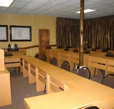 Lekoa Lodge Conference Venue in Villiers situated in the Gauteng Province of South Africa.