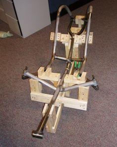 Recumbent Trike Project