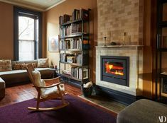 Celebrity homes: inside Maggie Gyllenhaal and Peter Sarsgaard's house