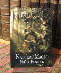 Natural Magic - Nigel Pennick | Treadwell'sTreadwell's