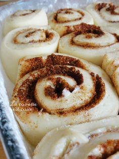 Cinnabon Rolls, Lebanese Desserts, Party Desserts, Biscuits, Bakery, Brunch, Food And Drink, Snacks, Breakfast
