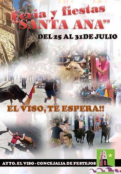 Hoy comienzan los festejos taurinos en El Viso