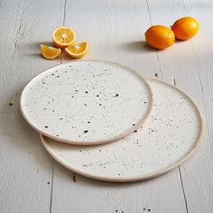 Vintage Vogue Design Rain Wood Tray 14 Inches The Vintage Vogue Speckled Tray, Large 14 Ceramic Tableware, Ceramic Pottery, Ceramic Art, Kitchenware, Slab Pottery, Ceramic Bowls, Modern Ceramics, Rustic Ceramics, Plates And Bowls