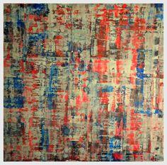 JOY ASTRATTO AD OLIO DORINO BON #arte #quadri #dorinobon #artisti #astratti #udine #fvg