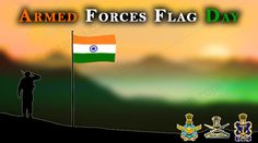 The Armed Forces Flag Day or the Flag Day of India is to honour the martyrs and the men in uniform who fought on our borders to safeguard our country. It is also a day to keep reminding us about our responsibility as civilians. If we cannot be present and fight at the war-front, then we can definitely remain backstage to provide support and care to the families and loved ones of our valiant warriors. Over the years, it has become a tradition to pay tribute to the soldiers, sailors and airmen…