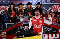 Jimmie Johnson Wins At Texas Amid The Chaos (By Dale Money) http://worldinsport.com/jimmie-johnson-wins-at-texas-amid-the-chaos/