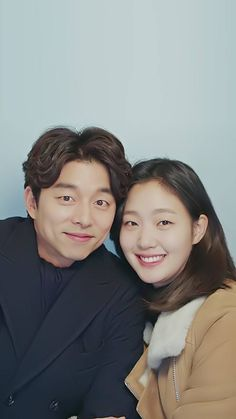 I'm falling in love the Goblin ☺️… – Anime Center Kim Go Eun Goblin, Goblin Gong Yoo, Asian Actors, Korean Actors, Korean Dramas, Oppa Ya, Goblin The Lonely And Great God, Goblin Korean Drama, Yoo Gong