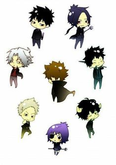 The +10 years old Vongola Family