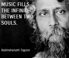 fills the infinite between two souls rabindranath Tagore Quotes, Enjoy Quotes, Rabindranath Tagore, Photo Caption, Live Laugh Love, Music Industry, Music Quotes, Infinite, True Love
