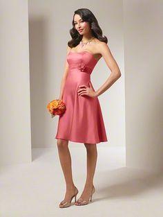 Alfred Angelo bridesmaid dress