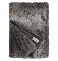 Buy Winter Home Timber Wolf Faux Fur Throw online with Houseology's Price Promise. Full Winter Home collection with UK & International shipping. Grey Throw Blanket, Faux Fur Blanket, Grey Faux Fur Throw, Plaid Bedroom, Timberwolf, Winter Blankets, Osaka Japan, Winter House, Home Decor