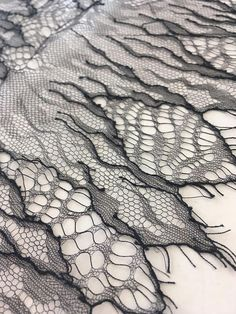 Items similar to Black Lace Black lace fabric Fabric French Lace Embroidered lace Wedding Lace Bridal lace Veil lace Lingerie Lace Chantilly Lace on Etsy Wedding Lace, Lace Weddings, Bridal Lace, Dry Leaf Art, Gothic Corset, Gothic Lolita, Black Lace Fabric, Lace Lingerie, Lingerie Models