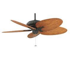 Tropical ceiling fan love those green leaf blades fanimation fan shop adelaide ceiling fans lighting mozeypictures Images