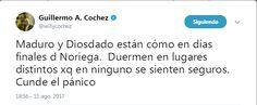 #11Ago Reflexiones del abogado y político panameño @willycochez sobre #Venezuela - http://www.notiexpresscolor.com/2017/08/11/11ago-reflexiones-del-abogado-y-politico-panameno-willycochez-sobre-venezuela/