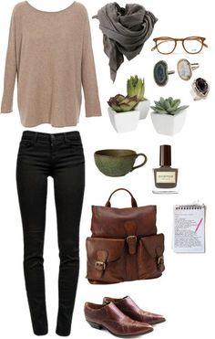 There are some rules that you must follow when it comes tocollegedressing. We are here to show you somestylish spring collegeoutfits for girls who love fashion.