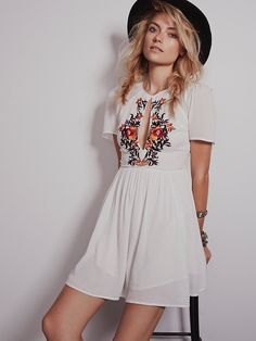 Free People Garden Blooms Dress at Free People Clothing Boutique