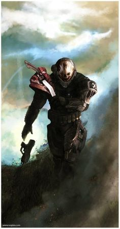 Emile Halo: Reach When you're standing at the gates of Hell remember on Halo Reach Emile, Video Game Art, Video Games, Odst Halo, Halo Armor, Halo Reach Armor, Halo Series, Halo Master Chief, Halo Game