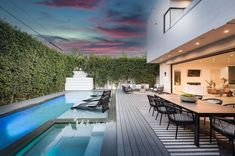 Hilton & Hyland (@hiltonhyland) • Instagram photos and videos Cool Pools, Pool Designs, All Over The World, Swimming Pools, Spa, Mansions, Photo And Video, Architecture, House Styles