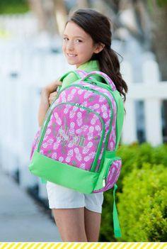 Pineapple Girls Backpack