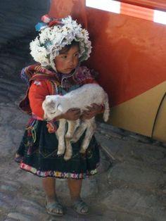 Cusco, Peru.  This is too precious!