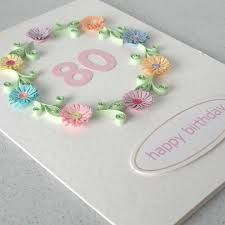 Image result for 80th birthday cards