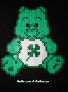 Bisounours / Care Bears hama perler