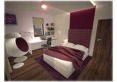 detská izba01_SketchUp8+V-ray+PS CS5