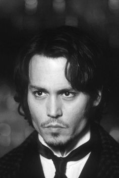 dapper Johnny Depp