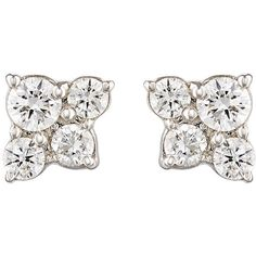 Sara Weinstock Womens Cluster Stud Earrings oRfgecJuvk
