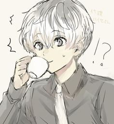 KANEKI IN ALL HIS ADORABLENESS!!!!! X3