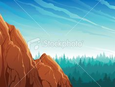 Nature Royalty Free Stock Vector Art Illustration