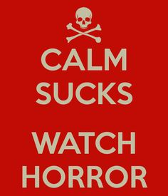 I can watch horror movies all day, everyday! I love to scare myself and I love the creativity and imagination that goes into each film. Well the ones worth watching! Horror movies are a form of art! Horror Show, Horror Art, Horror Pics, Real Horror, Funny Horror, Scary Movies, Horror Movies, Horror Quotes, Scary Quotes
