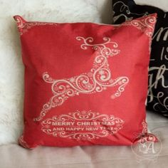 Holiday Pillow Covers