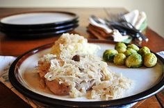 How To Make Pork with Sauerkraut - Pork Recipe