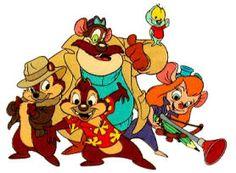 Favorite childhood cartoon? :  wedding Chip Amp Dale Rescue Rangers