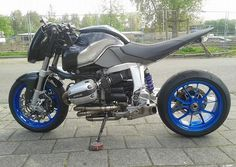 BMW R1100S ultimate special