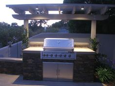 Outdoor Kitchens and Grill Enclosures | Grilling, Kitchens and ...
