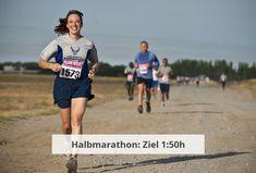 Trainingsplan Halbmarathon unter 1:50 Stunden | Joggen Online