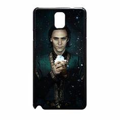 Tom Hiddleston Loki Samsung Galaxy NOTE 3 Case
